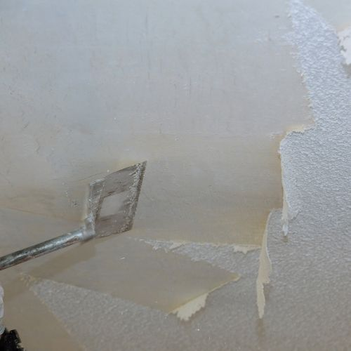 Expert Painters of Richmond Hill Textured Ceiling Removal